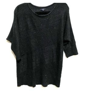 Apt. 9 Women's size XL Sweater Top Color black